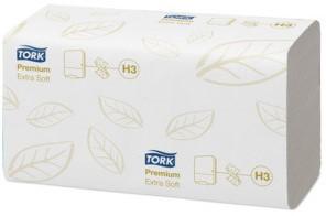 Tork Extra Soft Singlefold ZZ-vouw H3 Handdoeken (100278)-2