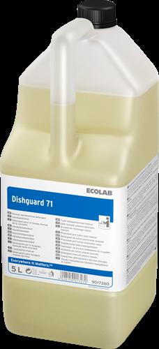 Ecolab Dishguard 71 - Handafwas, 2 x 5 L