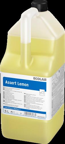Ecolab Assert Lemon - Handafwas premium, 2 x 5 L