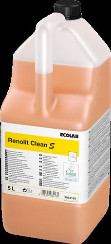Ecolab Renolit Clean S - Keukenreiniger, 2 x 5 L