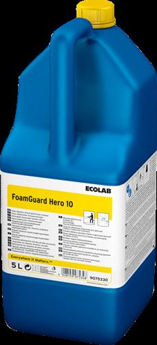 Ecolab Foamguard Hero 10, 2 x 5 L