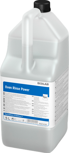 Ecolab Oven Rinse Power - Naglansmiddel