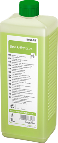 Ecolab Lime-a-Way Extra, 4 x 1 L