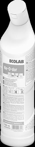 Ecolab Ne-O-Dor, Bio Geurneutralisator, 6 x 750 ml