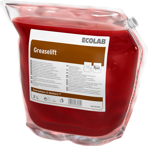 Ecolab Greaselift,  2 x 2 L