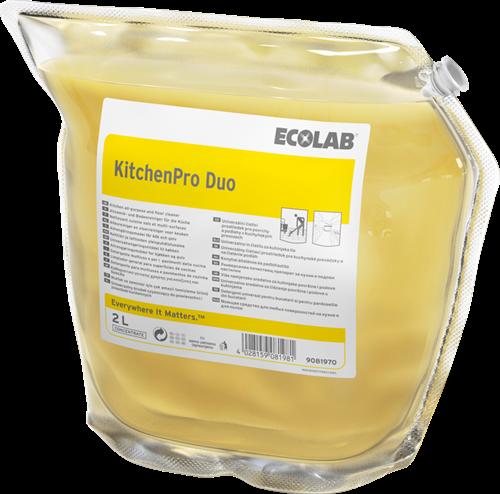 Ecolab KitchenPro Duo, 2 x 2 L