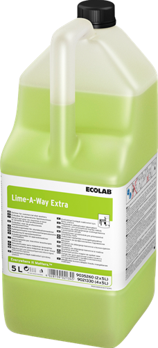 Ecolab Lime-A-Way Extra,  2 x 5 L