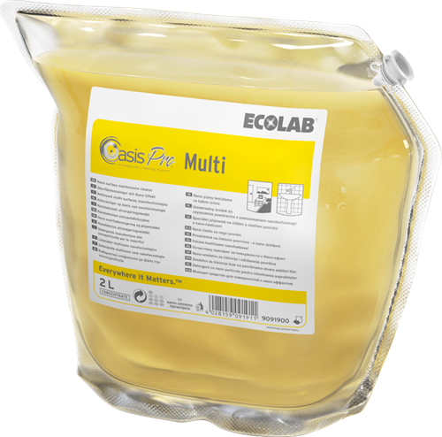 Ecolab Oasis Pro Multi, 2 x 2 L