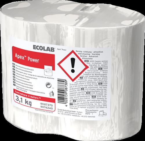 Ecolab Apex Power NC,  4 x 3 kg