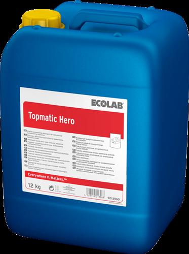Ecolab Topmatic Hero - Vloeibaar vaatwasmiddel, 12 kg