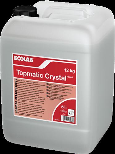 Ecolab Topmatic Crystal Special Vloeibaar Vaatwas, 12 kg