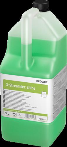Ecolab X-Streamtec SHINE, 2 x 5 L
