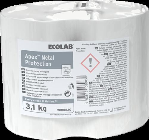 Ecolab Apex Metal Protection,  4 x 3,1 kg