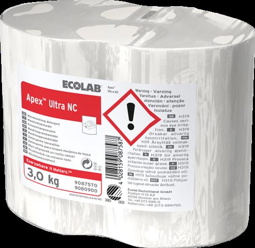 Ecolab Apex Ultra NC,  4 x 3 kg