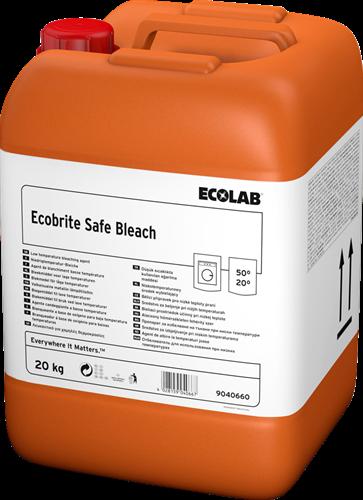 Ecolab Ecobrite Safe Bleach - Bleekmiddel, 20 kg