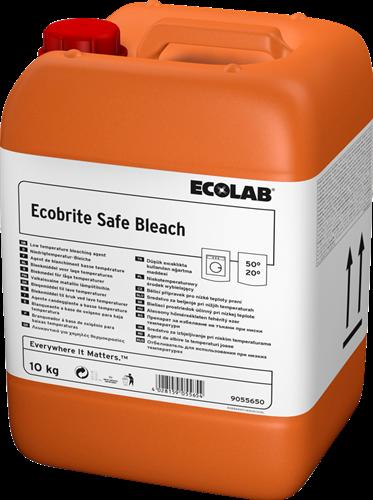 Ecolab Ecobrite Safe Bleach - Bleekmiddel, 10 L