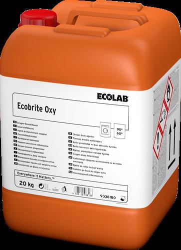 Ecolab Ecobrite Oxy - Bleekmiddel, 20 kg