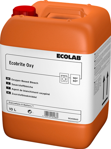 Ecolab Ecobrite Oxy - Bleekmiddel, 10 L