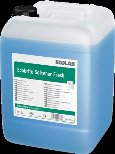 Ecolab Ecobrite Softener Fresh - Wasverzachter, 10 L