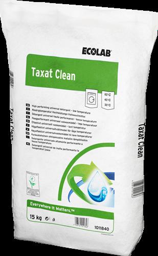 Ecolab Taxat Clean - Waspoeder, 15 kg