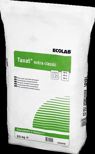 Ecolab Taxat Extra Classic - Waspoeder, 20 kg