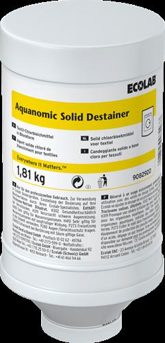 Ecolab Aquanomic Solid Destainer,  2 x 1,81 kg