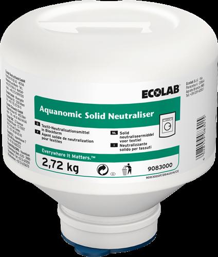 Ecolab Aquanomic Solid Neutraliser,  2 x 2,72 kg