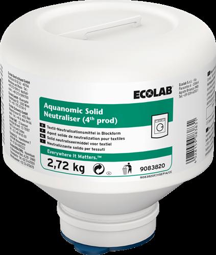 Ecolab Aquanomic Solid Neutraliser (4th prod),  2 x 2,72 kg