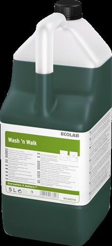 Ecolab Wash 'n Walk Keukenvloerreiniger, 2 x 5 L