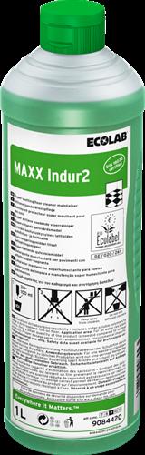 Ecolab Indur Maxx - Vloerreiniger, 12 x 1 L