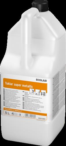 Ecolab Tuklar Super Metallic Polymeeremulsie, 2 x 5 L