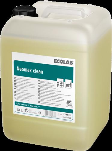 Ecolab Neomax Clean, 10 L