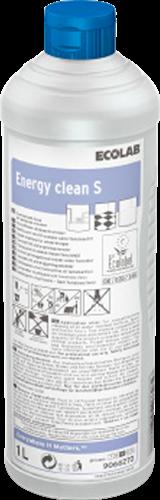 Ecolab Energy Clean S Tapijtreiniger