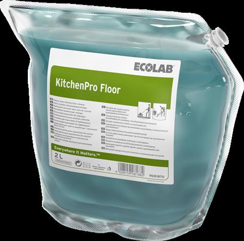 Ecolab KitchenPro Floor, 2 x 2 L
