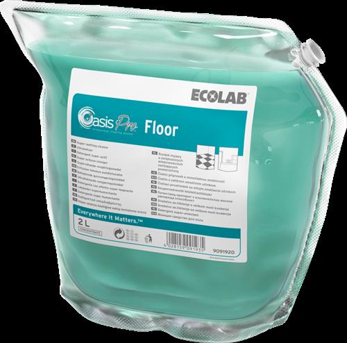 Ecolab Oasis Pro Floor, 2 x 2 L