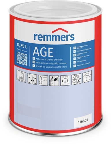 Remmers AGE Graffity verwijderaar 5l