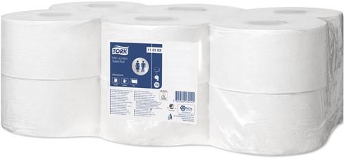 Tork Mini Jumbo T2 Toiletpapier (110163)