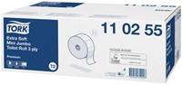 Tork Extra Soft Mini Jumbo Toiletrol - Premium-2