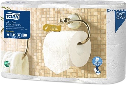 Tork Extra Soft Conventional T4 Toiletpapier (110318)