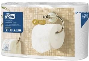 Tork Extra Soft Conventional T4 Toiletpapier (110405)