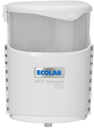 Ecolab Apex presoak dispenser