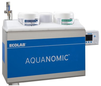 Ecolab Aquanomic Solid 4th Product Dispenser