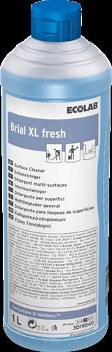 Ecolab Brial XL Fresh - Interieurreiniger, 12 x 1 L