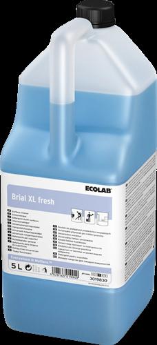 Ecolab Brial XL Fresh - Interieurreiniger, 2 x 5 L