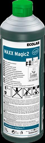 Ecolab Maxx Magic - Allesreiniger, 12 x 1 L