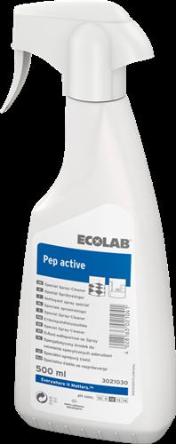 Ecolab Pep Active Speciale sproeireiniger, 6 x 500 ml