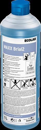 Ecolab MAXX Brial, 12 x 1 L