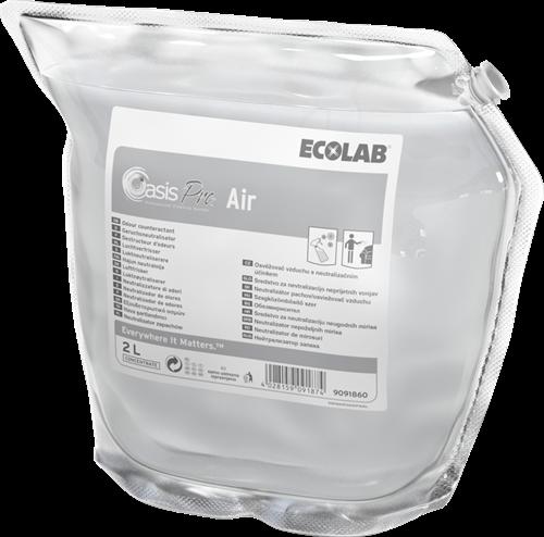 Ecolab Oasis Pro Air, 2 x 2 L