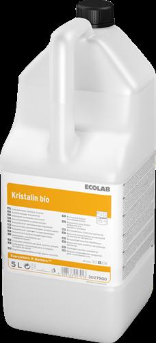 Ecolab Kristalin Bio - Alkalische Sanitairreiniger, 2 x 5 L