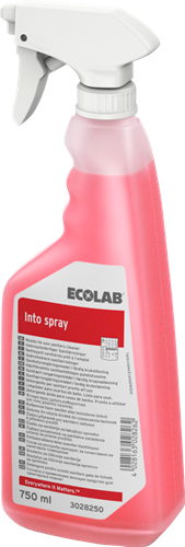 Ecolab Into Spray - Sanitairreiniger